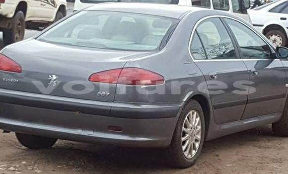 Acheter Voiture Peugeot 607 Autre à Libreville en Estuaire