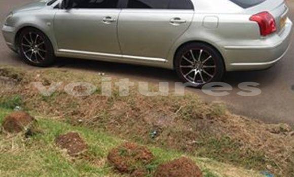 Acheter Voiture Toyota Avensis Gris à Libreville en Estuaire