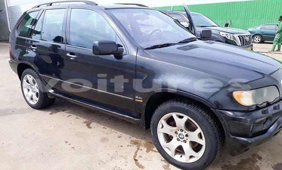 Acheter Voiture BMW X5 Noir à Libreville en Estuaire