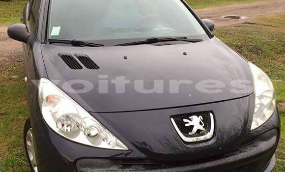 Acheter Voiture Peugeot 206 Noir à Libreville en Estuaire