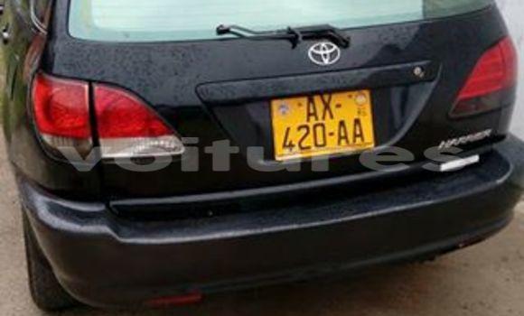 Acheter Voiture Toyota Harrier Noir à Libreville en Estuaire
