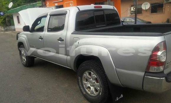 Acheter Voiture Toyota Tacoma Gris à Libreville en Estuaire