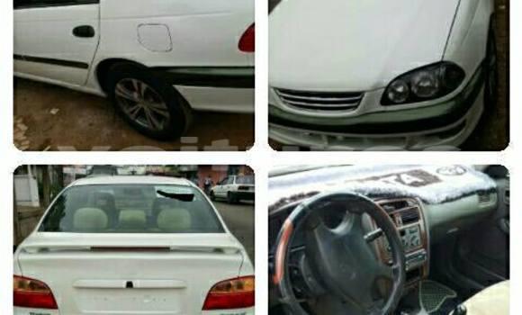 Acheter Voiture Toyota Avensis Blanc à Libreville en Estuaire
