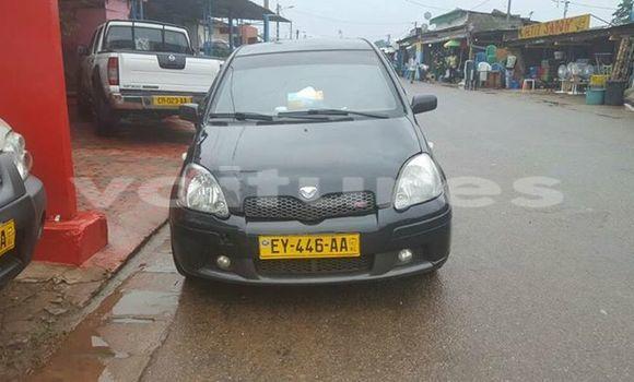 Acheter Voiture Toyota Yaris Noir à Libreville en Estuaire
