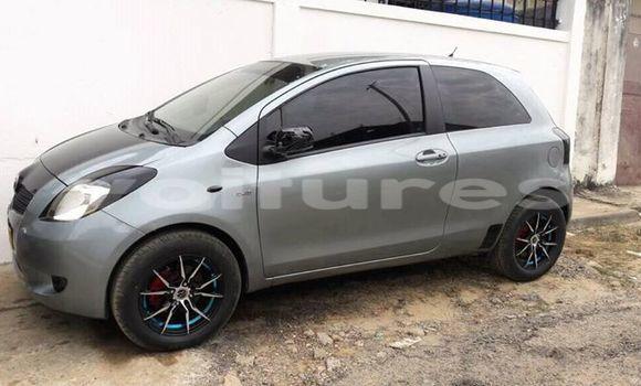Acheter Voiture Toyota Yaris Gris à Libreville en Estuaire