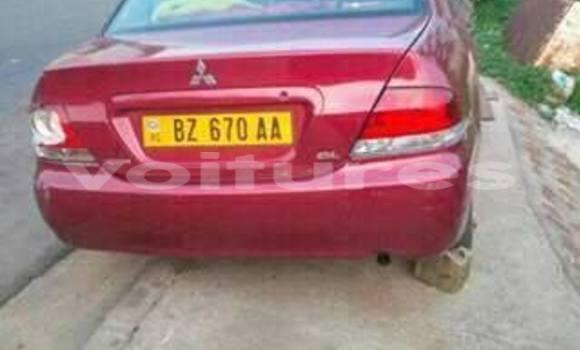 Acheter Voiture Mitsubishi Lancer Rouge à Libreville en Estuaire