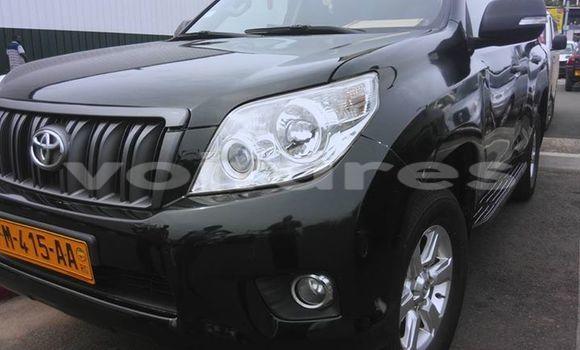 Acheter Voiture Toyota Land Cruiser Prado Noir à Libreville en Estuaire
