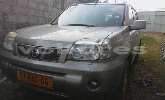Acheter Voiture Nissan X-Trail Gris à Libreville en Estuaire