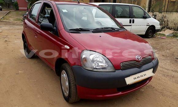 Acheter Voiture Toyota Yaris Rouge à Libreville en Estuaire