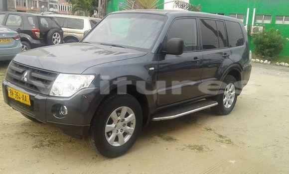 Acheter Voiture Mitsubishi Pajero Noir à Libreville en Estuaire