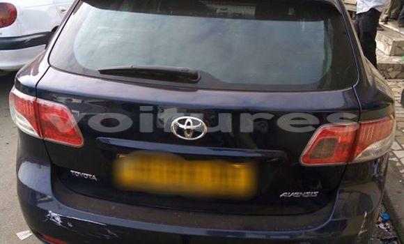 Acheter Voiture Toyota Avensis Noir à Libreville en Estuaire