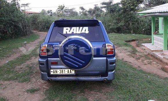 Acheter Voiture Toyota RAV4 Bleu à Libreville en Estuaire