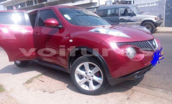 Acheter Voiture Nissan Juke Rouge à Libreville en Estuaire